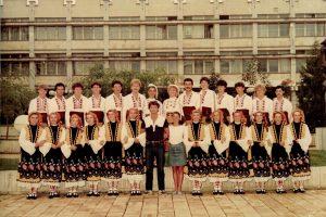 """За любовта  към танците и раждането на танцов състав """"Чавдар"""""""
